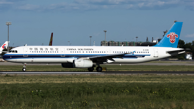 B-6318 - Airbus A321-231 - China Southern Airlines
