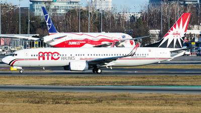 SU-BSA - Boeing 737-86Q - AMC Airlines