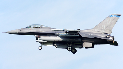 91-0408 - General Dynamics F-16CM Fighting Falcon - United States - US Air Force (USAF)