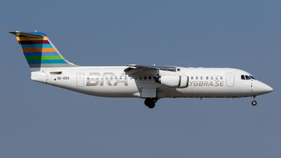 A picture of SEDSX - Avro RJ100 - [E3255] - © Alexander Nieder