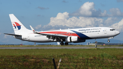 9M-MXV - Boeing 737-8H6 - Malaysia Airlines