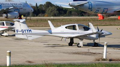 F-GYYM - Diamond DA-42 Twin Star - Private