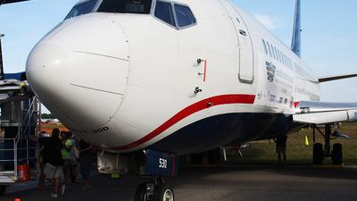 N530AU - Boeing 737-3B7 - US Airways