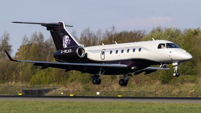 G-WLKR - Embraer EMB-550 Legacy 500 - Private