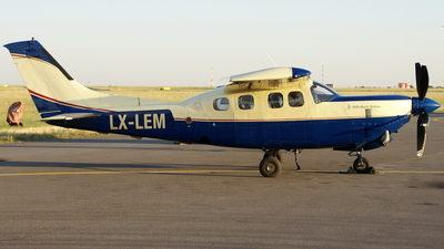 LX-LEM - Cessna P210N Silver Eagle - Private