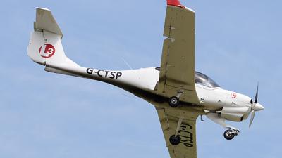 G-CTSP - Diamond DA-40NG Diamond Star - L3 European Airline Academy