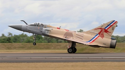 43 - Dassault Mirage 2000-5F - France - Air Force