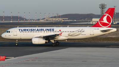A picture of TCJPN - Airbus A320232 - Turkish Airlines - © Furkan Borakazi