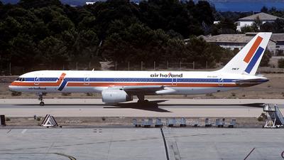 PH-AHP - Boeing 757-23A - Air Holland