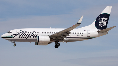N627AS - Boeing 737-790 - Alaska Airlines