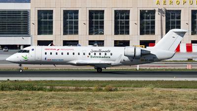 EC-HHI - Bombardier CRJ-200ER - Iberia Regional (Air Nostrum)