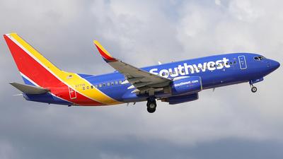 N7711N - Boeing 737-76N - Southwest Airlines