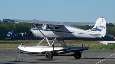 C-GLRH - Cessna 140A - Private