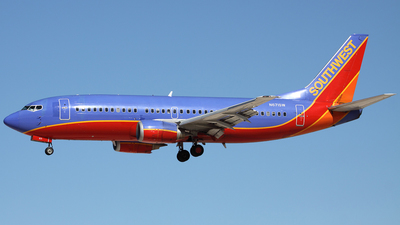 N671SW - Boeing 737-3G7 - Southwest Airlines