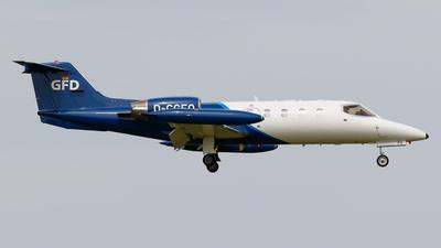 D-CGFQ - Bombardier Learjet 35A - Gesellschaft für Flugzieldarstellung (GFD)