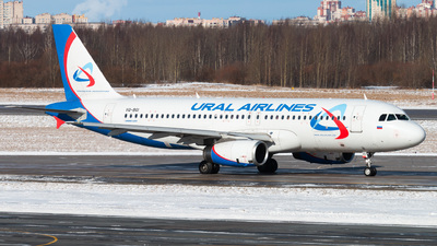 A picture of VQBGI - Airbus A320232 - Ural Airlines - © KomradAlexey