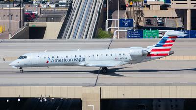 N614SK - Bombardier CRJ-701ER - American Eagle (SkyWest Airlines)