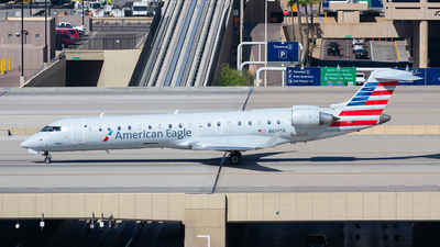 A picture of N614SK - Mitsubishi CRJ701ER - Delta Air Lines - © Taxi_Way_