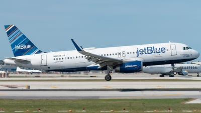 N806JB - Airbus A320-232 - jetBlue Airways