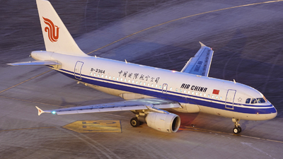 B-2364 - Airbus A319-115 - Air China