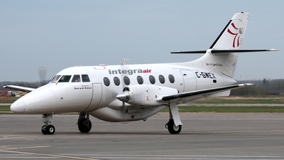 C-GWEX - British Aerospace Jetstream 31 - Integra Air