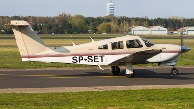 SP-SET - Piper PA-28RT-201T Turbo Arrow IV - Private