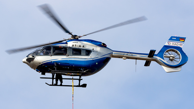 D-HADO - Eurocopter EC 145T2 - Airbus Helicopters