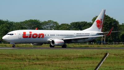 A picture of PKLKL - Boeing 7379GP(ER) - Lion Air - © Muhammad Aria Alauddin