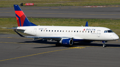 A picture of N272SY - Embraer E175LR - Delta Air Lines - © TriSpotterWA