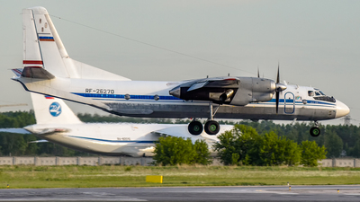 RF-26270 - Antonov An-26 - Russia - Federal Border Guards Aviation Command
