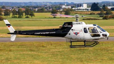 D-HHKT - Aérospatiale AS 350BA Ecureuil - Coelncopter