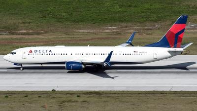 N856DN - Boeing 737-932ER - Delta Air Lines