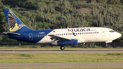 YV380T - Boeing 737-230(Adv) - Rutaca Airlines