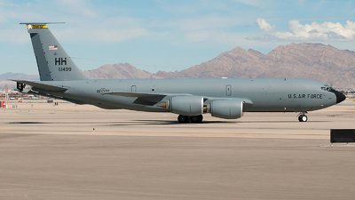 59-1499 - Boeing KC-135R Stratotanker - United States - US Air Force (USAF)