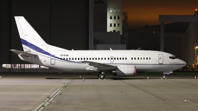T7-CTA - Boeing 737-5L9 - Private