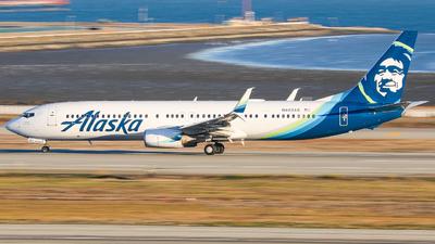 A picture of N403AS - Boeing 737990(ER) - Alaska Airlines - © KenKen Huang