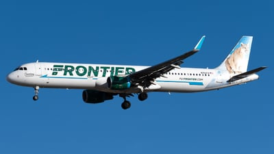 N702FR - Airbus A321-211 - Frontier Airlines