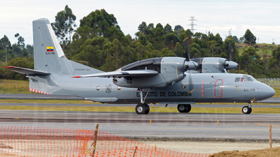 EJC-1146 - Antonov An-32 - Colombia - Army