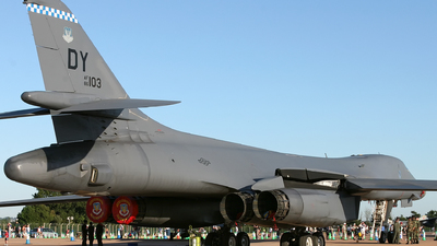 86-0103 - Rockwell B-1B Lancer - United States - US Air Force (USAF)