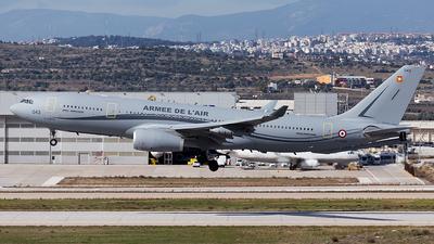 043 - Airbus A330-243(MRTT) - France - Air Force