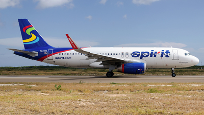 N634NK - Airbus A320-232 - Spirit Airlines