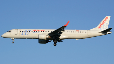 EC-KYP - Embraer 190-200LR - Air Europe Express