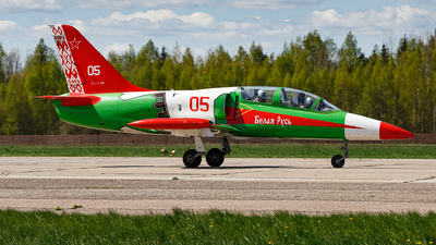 05 - Aero L-39C Albatros - Belarus - Air Force