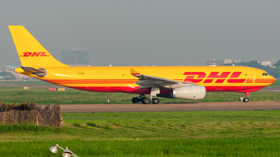 EI-HEE - Airbus A330-243F - DHL (ASL Airlines)