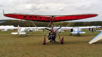 G-KWKX - P and M Aviation QuikR - Private