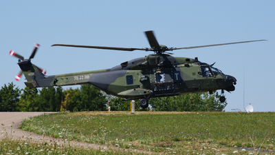 78-39 - NH Industries NH-90TTH - Germany - Army