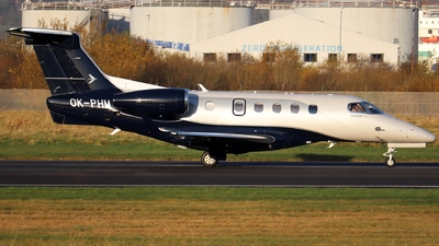 OK-PHM - Embraer 505 Phenom 300 - Atmospherica Aviation