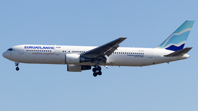 CS-TKS - Boeing 767-36N(ER) - EuroAtlantic Airways