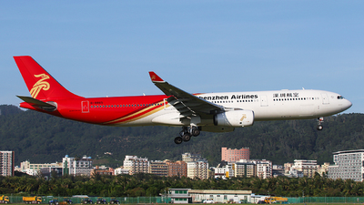 B-8865 - Airbus A330-343 - Shenzhen Airlines
