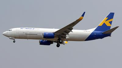 HS-KMD - Boeing 737-8AS(BCF) - K-Mile Air
